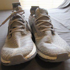 Mens Adidas Pureboost ZG Shoes Sz 13 Gray